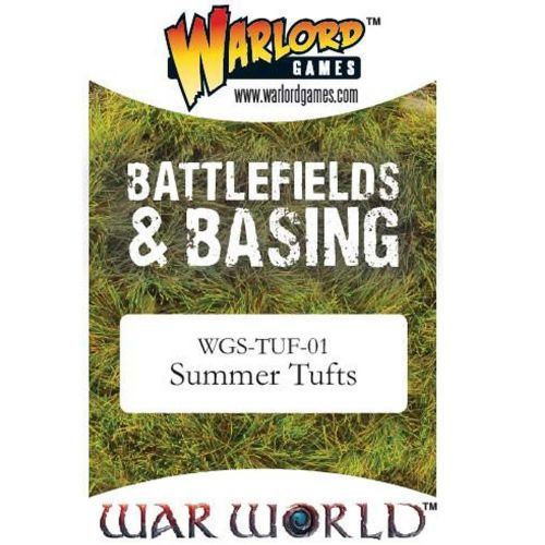 Warlord Games - Battlefields and Basing - Summer Tufts